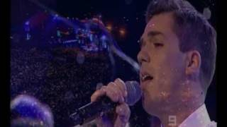Ave Maria Anthony Callea at Carols By Candlelight