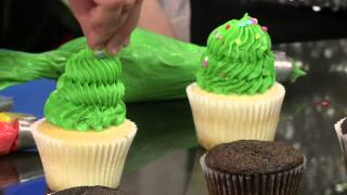 Holiday Cupcakes From Gigis Interview AM 12-14-14
