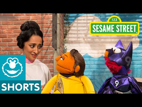 Sesame Street Does A Pretty Good Parody Of Comic-Con