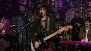 Panic at the disco - Nine In the Afternoon High Quality Mp3 (Late show with David Letterman)