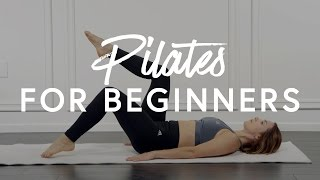 No Equipment Needed! Pilates For Beginners | The Zoe Report By Rachel Zoe by The Zoe Report
