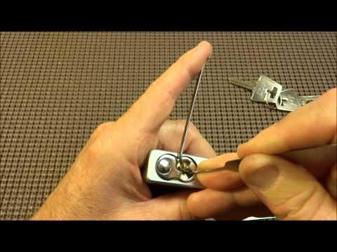 (77) ACE Model 5202833 Maximum Security Padlock