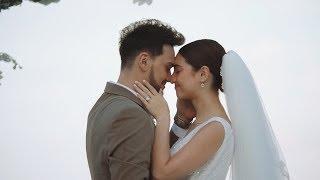 Billy Crawford and Coleen Garcia -- Wedding in Balesin