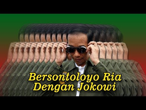 BENANG MERAH (EPS.160): Bersontoloyo Ria Dengan Jokowi