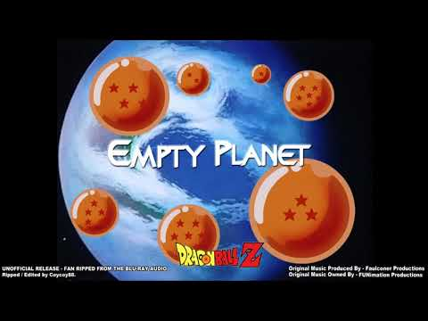 Dragonball Z - Episode 256 - Empty Planet - (Part 2) - [Faulconer Instrumental]