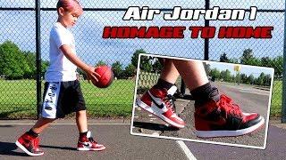 Descargar MP3 de Air Jordan 1 Homage To Home On Feet gratis ... d61d2c1da