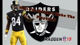 Madden 19 Cover Raiders - soccerfootball info