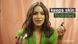 Olivia Culpo's Beauty Tips on PowerwomenTV