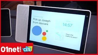 Lenovo Smart Display : Google Assistant avec un écran