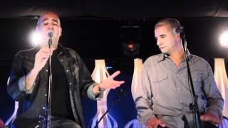 """Video thumbnail of """"EMILIANO Y EL ZURDO """"Sin darte cuenta"""" - Autores en vivo (Ciclo 2) DV"""""""