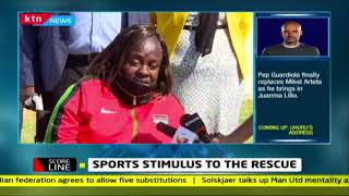 Sports stimulus to the rescue | Scoreline