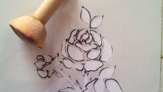 How To Make A Stencil By Yourself - DIY Crafts Tutorial - Guidecentral