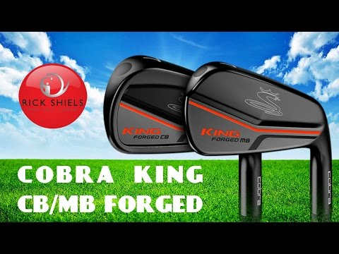 COBRA KING CB/MB FORGED IRONS REVIEW