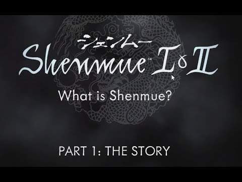 What is Shenmue part 1 de Shenmue I & II