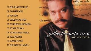 musica salsa romantica para escuchar gilberto santa rosa