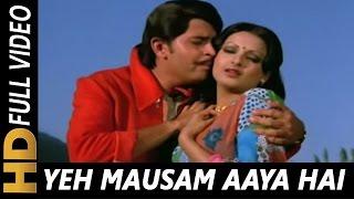 Yeh Mausam Aaya Hai Kitne Saalon Mein | Lata Mangeshkar