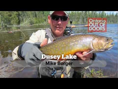 Dusey Lake Outpost - Ontario OUT OF DOORS