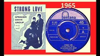 The Spencer Davis Group - Strong Love 'Vinyl'