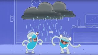 Hydro and Fluid - Stormy Weather | Cartoons for Children | Kids TV Shows | WildBrain Cartoons