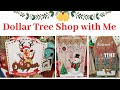 DOLLAR TREE SHOP WITH ME NEW ITEMS NOV 1ST 2018
