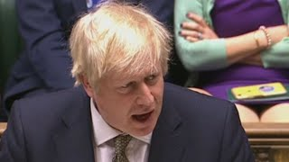 MPs debate, vote and pass Boris Johnson's Brexit Withdrawal Bill, watch it again in full