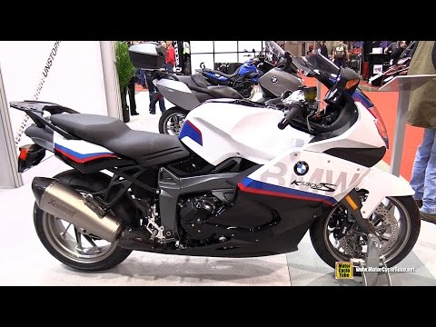2015 BMW K1300S - Walkaround - 2015 Salon Moto de Quebec