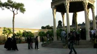 preview picture of video 'حافظیه ی شیراز - Tomb of Hafez in Shiraz'