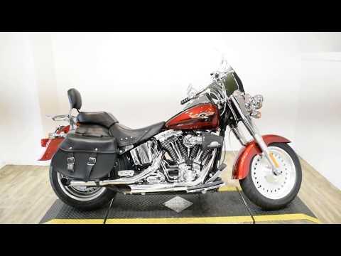 2008 Harley-Davidson Softail® Fat Boy® in Wauconda, Illinois