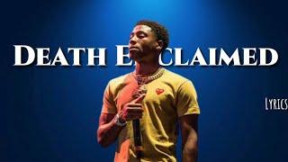 NBA Young Boy - Death Enclaimed (Lyrics)