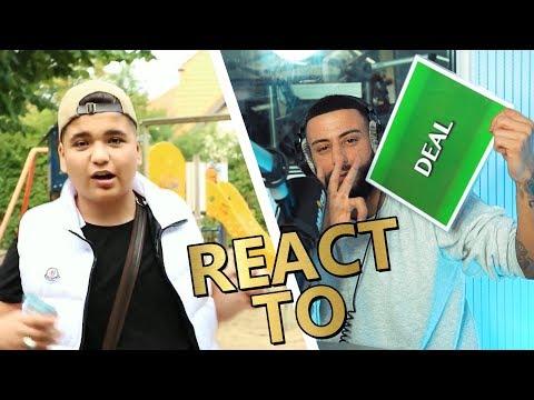 King Khalil REACT TO kleinen Jungen ⚡ JAM FM
