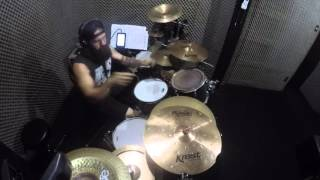 Marvin Tabosa - Drum Lesson - 36 Crazyfists - Northern November