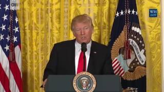 Die perfekte Donald TrumpRede in 111 min
