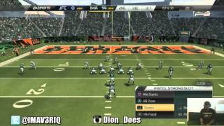 Madden 25 Ultimate Team: GETTING A BREAK | Madden 25 Gameplay | iMAV3RIQ