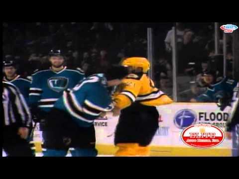 Bobby Robins vs. Jimmy Bonneau