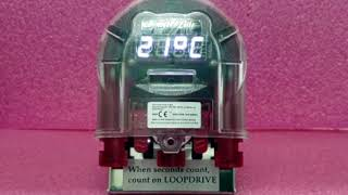 Meet our new gadget the Loopdrive Clock from 4EVAC