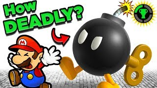 Game Theory: How DEADLY Is Super Mario