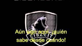 Eisbrecher - Die Engel - Subtítulos al español