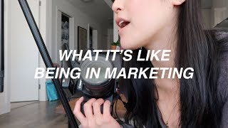 What Do My Work Days Look Like As A Marketing Manager & Influencer?