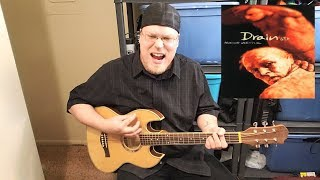 Crack the Liar's Smile by Drain STH (acoustic cover)