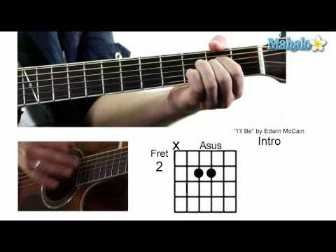 How To Play Ill Be By Edwin Mccain On Guitar Chords