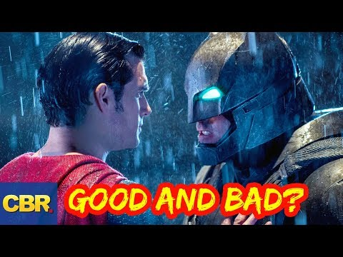 10 Superhero Movies That Are Both Good And Bad AT The Same Time