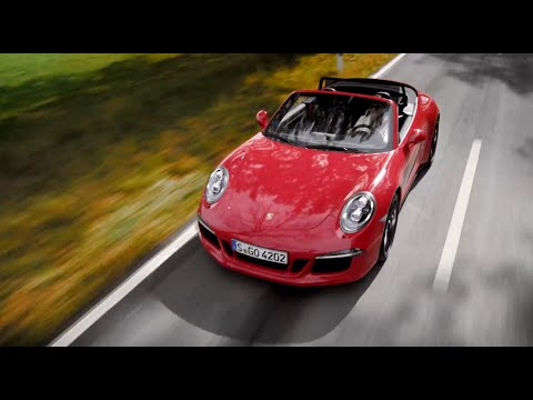 Facts & Figures - The new 911 Carrera GTS models