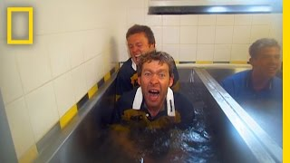 Sore? Try an Ice Bath | I Didn't Know That thumbnail