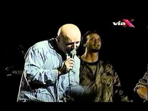 Bersuit Vergarabat - Sr.Cobranza (En Vivo Chile 1999).avi