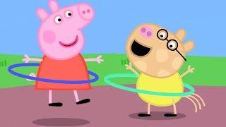Свинка Пеппа Треск, грохот и стук | карнавал ❤️ HD | Мультики