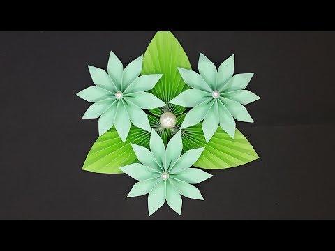 How to make paper flower diy paper craft diy tube how to make paper flowers for room decor diy paper crafts mightylinksfo