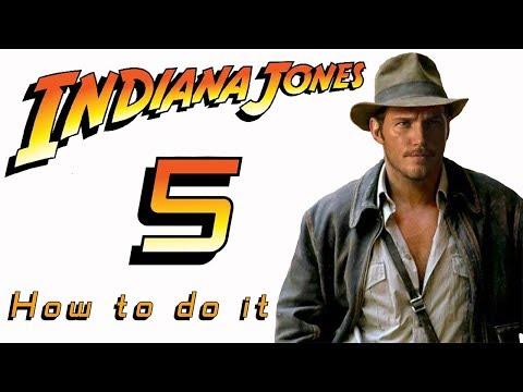 Indiana Jones 5 | Official Trailer | 2019 FULL HD