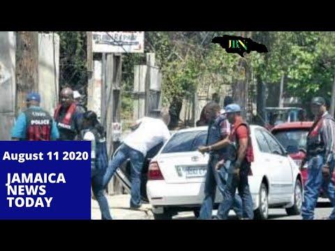 Jamaica News Today August 11 2020/JBNN