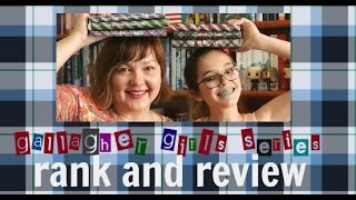 THE GALLAGHER GIRLS SERIES BY ALLY CARTER | Rank And Review