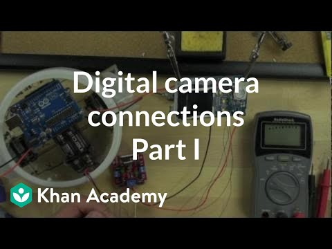 Digital camera connections (video) | Khan Academy